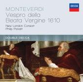 Monteverdi: Vespro della Beata Vergine 1610 von Various Artists