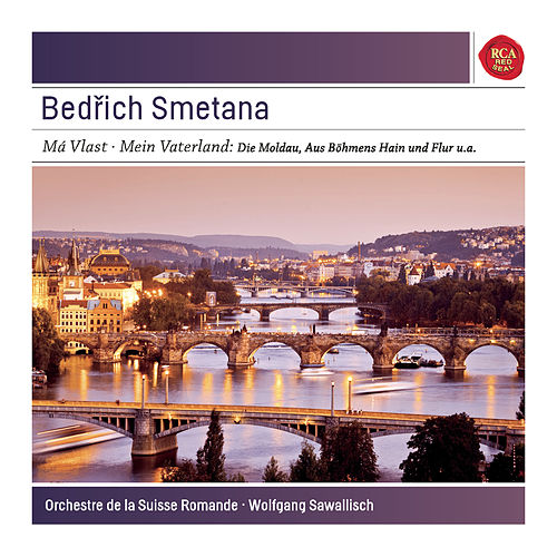 Play & Download Smetana: Mein Vaterland by Wolfgang Sawallisch | Napster