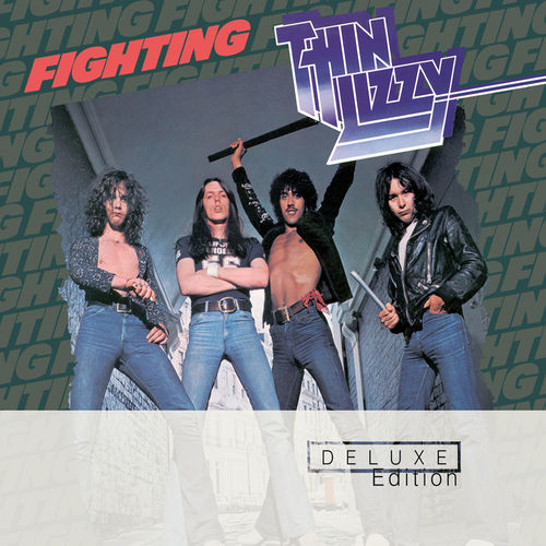 Play & Download Fighting by Thin Lizzy | Napster