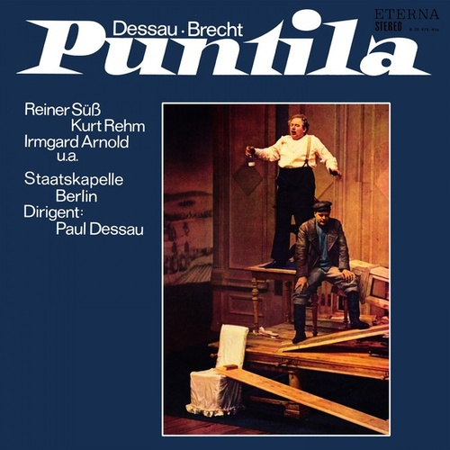 Play & Download DESSAU, P.: Puntila [Opera] (Suss) by Berlin Staatskapelle | Napster
