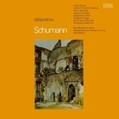 Schumann: Genoveva [Opera] by Various Artists