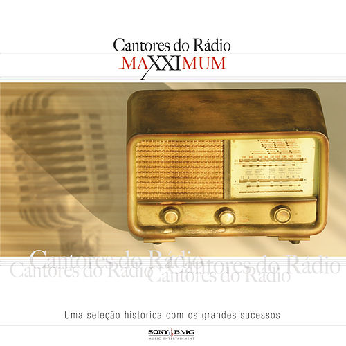 Maxximum - Cantores Do Rádio by Various Artists