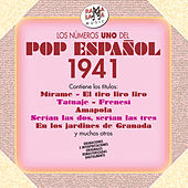 Los Números Uno del Pop Español - 1941 by Various Artists
