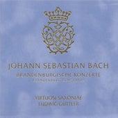Play & Download Bach: Brandenburg Concertos BWV 1046-1051 by Virtuosi Saxoniae | Napster