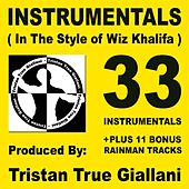 Play & Download Instrumentals (in the Style of Wiz Khalifa) by Instrumentals | Napster