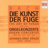 Bach: The Art of Fugue (Organ Concertos) by Johannes-Ernst Köhler (Orgel)