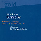 Play & Download Orchestral Music (18th Century German) - NICHELMANN, C. / KIRNBERGER, J.P. / QUANTZ, J.J. / SCHAFFRATH, C. (Berlin Akademie fur Alte Musik) by Various Artists | Napster