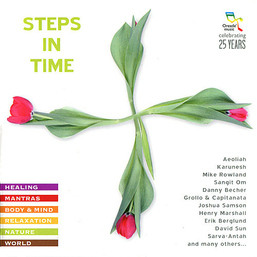 Play & Download Steps in Time by Various Artists | Napster