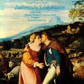 Play & Download Georg Friedrich Händel: Crudel tiranno amor / Ah, che troppo ineguali / Tra le fiamme (Italian Solo Cantatas) (Stolte, Handel Festival Orchestra, T. Sanderling) by Thomas Sanderling | Napster