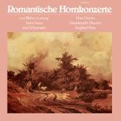 Play & Download WEBER, C. von: Horn Concertino / LORTZING, A.: Konzertstuck / SAINT-SAENS, C.: Morceau de concert, Op. 94 / SCHUMANN, R.: Concerstuck (Kurz) by Various Artists | Napster