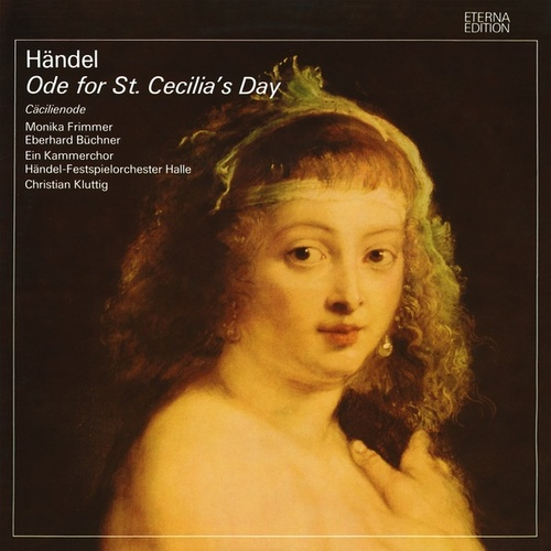 Händel: Ode for St. Cecilia's Day by Various Artists