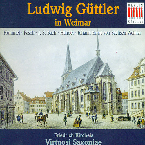 Ernst, Bach, Fasch, Händel & Hummel: Trumpet Recital by Various Artists