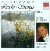 Play & Download SCHUMANN, R.: Lieder, Vol. 1 - Opp. 24, 25, 48, 53, 127, 142 (Schreier, Shetler) by Peter Schreier | Napster