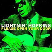 Play & Download Please Open Your Door by Lightnin' Hopkins | Napster
