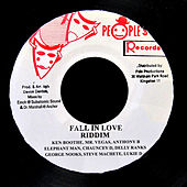 Play & Download Fall in Love Riddim by Various Artists | Napster