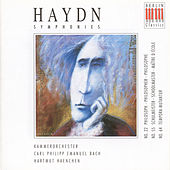 Play & Download Haydn: Symphonies Nos. 22, 55, 64 by Carl Philipp Emanuel Bach | Napster
