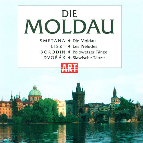 Orchestral Music - Smetana / Liszt / Borodin / Dvorak by Various Artists