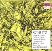 Heinrich Schütz: Psalms of David - SWV 23, 24, 25, 28, 29, 31, 34, 35, 36, 41 (Dresden Kreuzchor, Mauersberger) by Dresdner Kreuzchor