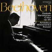 Play & Download BEETHOVEN, L. van: Diabelli Variations (Webersinke) by Amadeus Webersinke | Napster