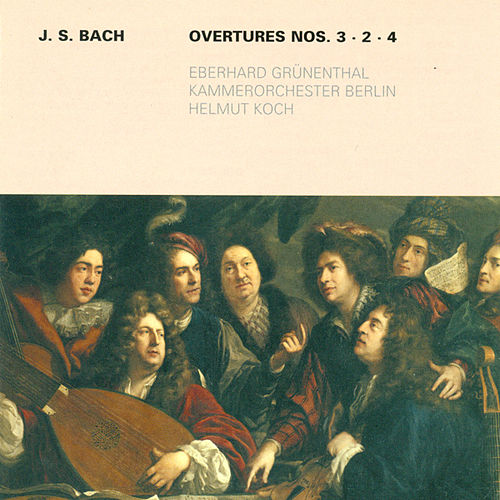 Play & Download Bach: Overtures (Suites) Nos. 2-4 by Various Artists | Napster