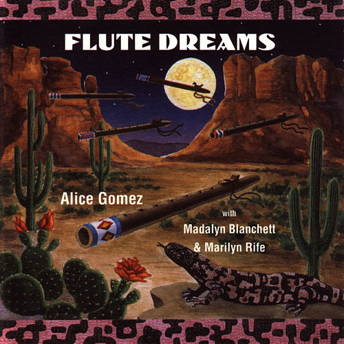 Flute Dreams by Alice Gomez