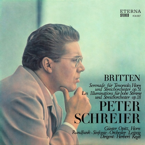 Play & Download Britten: Les Illuminations / Serenade by Various Artists | Napster