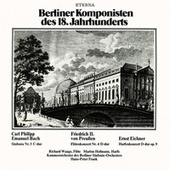 Play & Download Bach.: Sinfonia, Wq. 182 ,Preussen: Flute Concerto No. 4, Eichner: Violin Concerto, Op. 9 (Frank) by Various Artists | Napster