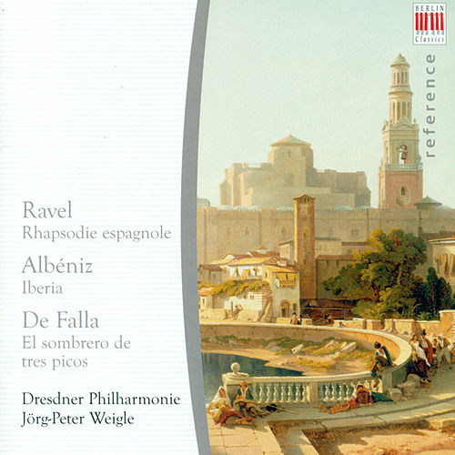 Play & Download Maurice Ravel: Rapsodie espagnole / Isaac Albeniz: Iberia (arr. E.F. Arbos) / Manuel De Falla. de: The 3-Cornered Hat by Various Artists | Napster