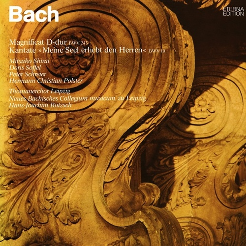 Bach: Cantatas - BWV 10, 243 by Various Artists
