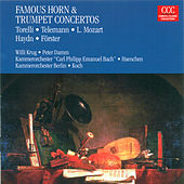 Horn and Trumpet Concertos - Torelli / Telemann / Mozart / Förster / Haydn by Various Artists