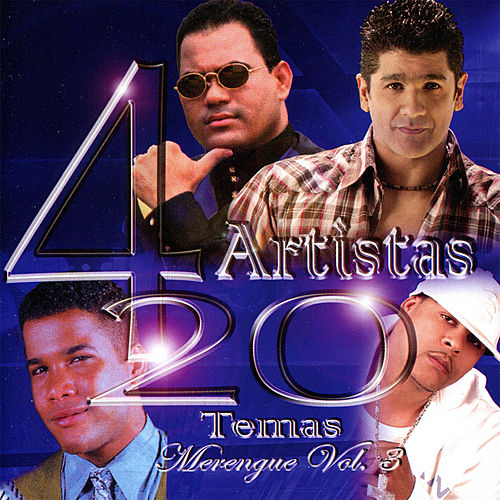 Play & Download 20/4 Merengue Vol.3 by Various Artists | Napster