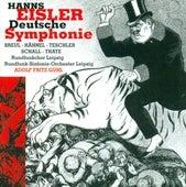 Play & Download EISLER, H.: Deutsche Sinfonie, Op. 50 (Leipzig, Radio Chorus, Leipzig Radio Symphony, Guhl) by Various Artists | Napster