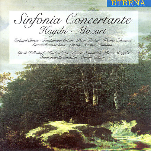 Haydn: Sinfonia Concertante / Mozart: Sinfonia Concertante by Various Artists