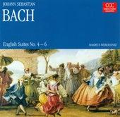 Play & Download Johann Sebastian Bach.: English Suites Nos. 4-6 (Webersinke) by Amadeus Webersinke | Napster