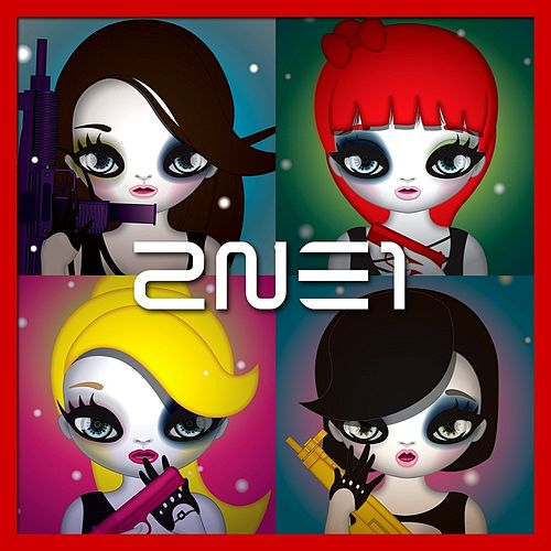 Play & Download 2nd Mini Album by 2NE1 | Napster