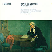 Wolfgang Amadeus Mozart: Piano Concertos Nos. 26 and 27 (Schmidt, Dresden Philharmonic, Masur) by Various Artists