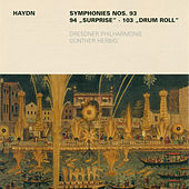Haydn: Symphonies Nos. 93, 94 & 103 by Various Artists