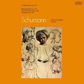 Play & Download Schumann: Scenes of Childhood, 3 Romances, Flower Piece & Arabeske by Norman Shetler | Napster