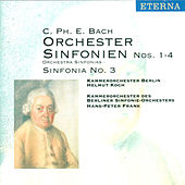 Play & Download Bach: Sinfonias Wq. 182 & 183 by Various Artists | Napster