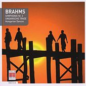 Brahms: Symphony No. 3 & Hungarian Dances by Various Artists