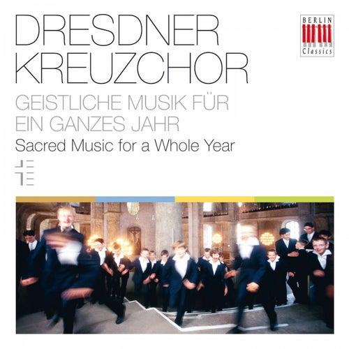Geistliche Musik für ein Ganzes Jahr by Various Artists