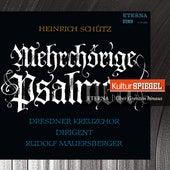 Schütz: Psalms of David (KulturSpiegel - Eterna - Über Grenzen hinaus) by Dresdner Kreuzchor