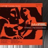 Orff: Carmina Burana (KulturSpiegel - Eterna - Über Grenzen hinaus) by Various Artists