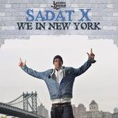 We In New York (Single) by Sadat X