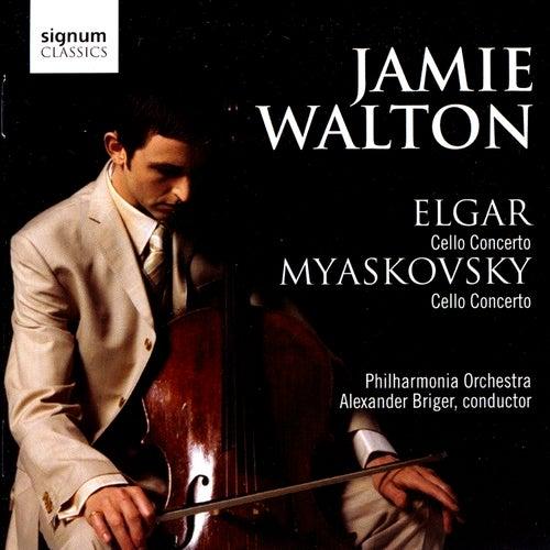 Play & Download Elgar & Myaskovsky Cello Concertos by Jamie Walton | Napster