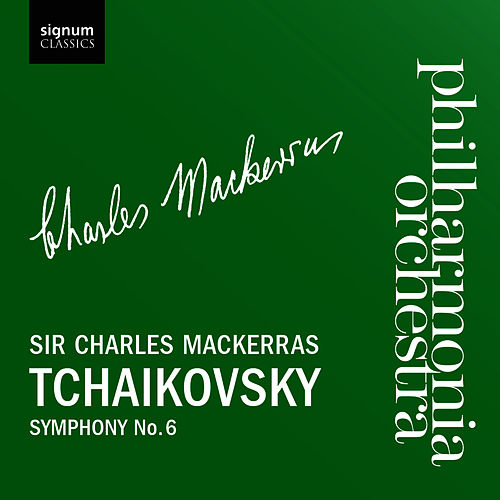 Tchaikovsky: Symphony No. 6 / Mendelssohn: Overture to a Midsummer Night's Dream by Philharmonia Orchestra