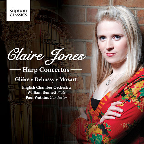 Play & Download Harp Concertos by Claire Jones | Napster