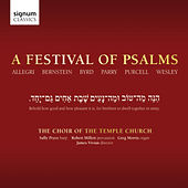 A Festival of Psalms von Various Artists