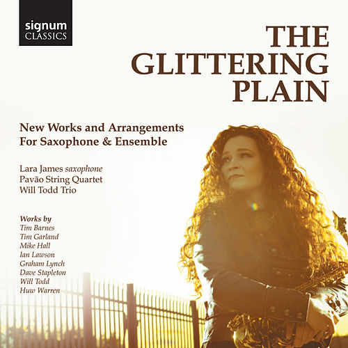 The Glittering Plain by Lara James