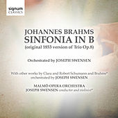 Johannes Brahms: Sinfonia in B (original 1853 version of Trio Op.8) by Malmö Opera Orchestra